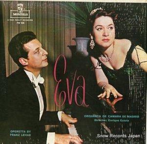 アルフレード・クラウス - eva, opereta en tres actos de franz lehar - FM-136