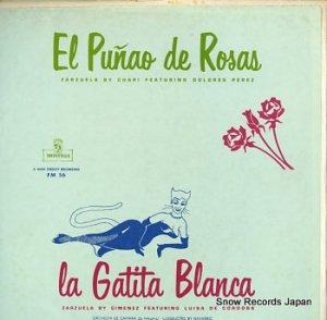エンリケ・ナヴァロ - ruperto chapi; el punao de rosas - FM-56