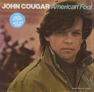 ジョン・クーガー - american fool - RVL7501