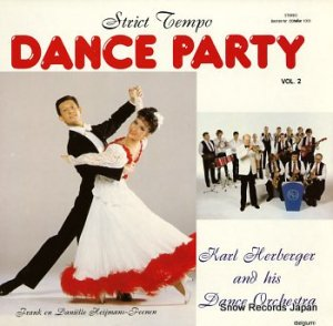 KARL HERBERGER - strict tempo dance party vol.2 - CONDISC1009