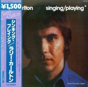 ラリー・カールトン - シンギング・プレイング - VIM-5560