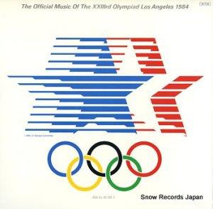 V/A - l.a.オリンピック公式アルバム - 28AP2900