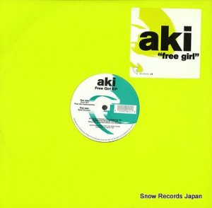 AKI - free girl ep - P19-12