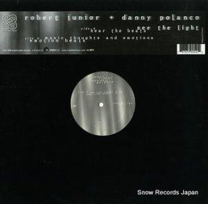 ROBERT JUNIOR & DANNY POLANCO - see the light - ES054