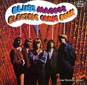 BLUES MAGOOS - electric comic book - 834247-1