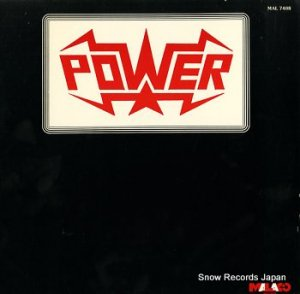 パワー - power - MAL7408