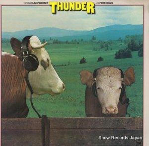 サンダー - headphones for cows - SD32-104