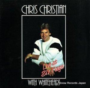 クリス・クリスチャン - live at six flags - WR8330