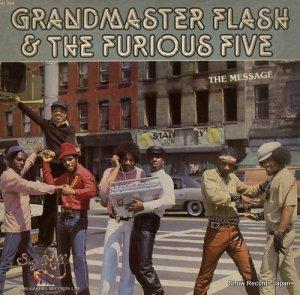 グランド・マスター・フラッシュ&ザ・フューリアス・ファイブ - grandmaster flash & the furious five - SH268