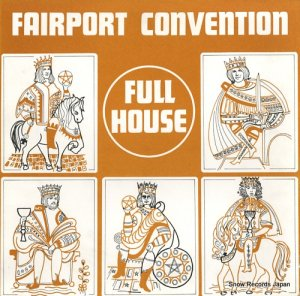 FAIRPORT CONVENTION - full house - ILPS9130