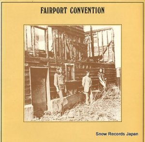 FAIRPORT CONVENTION - angel delight - ILPS9162