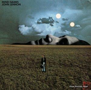 ジョン・レノン - mind games - SW-3414