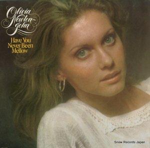 オリビア・ニュートン・ジョン - have you never been mellow - MCA-2133