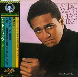 アンドレ・ワッツ - リスト:ピアノソナタロ短調 - 23AC652