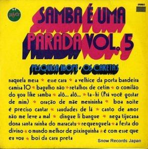 V/A - samba e uma parada vol.5 - 2494517