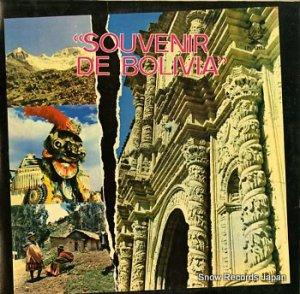 V/A - souvenir de bolivia - LPL-13133