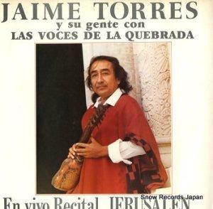 ハイメ・トーレス - en vivo recital jerusalen - 834095-1