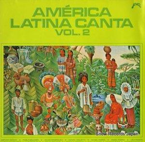 V/A - america latina canta vol.2 - BR33054