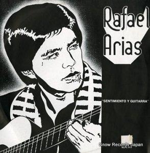RAFAEL ARIAS - sentimiento y guitarra - RLPL-513