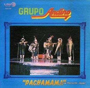 GRUPO ANDINO - pachamama - BO/LRL-1495