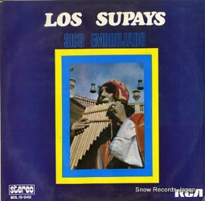 LOS SUPAYS - sicu embrujado - BOL/S-042