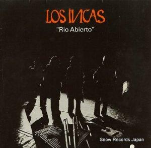 LOS INCAS - rio abierto - ESC343
