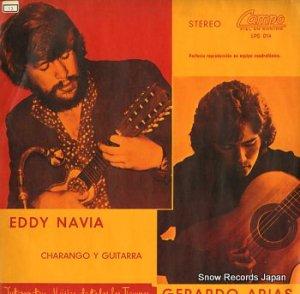 EDDY NAVIA /GERARDO ARIAS - musica de todos los tiempos - LPS014