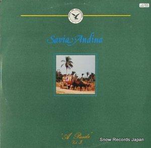 SAVIA ANDINA - a pando vol.3 - RLPL-531