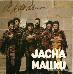 JACH'A MALLKU - el arte de - IBLP-30.019