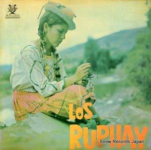 LOS RUPHAY - los ruphay - SLPL-13313
