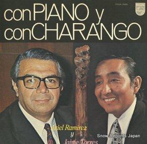 ハイメ・トーレスとアリエル・ラミレス - ピアノとチャランゴの魅力 - FDX-349