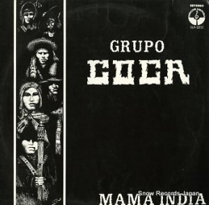 GRUPO COCA - mama india - SLP-2232