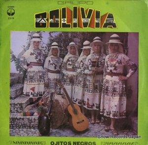 GRUPO BOLIVIA - ojitos negros - 2344