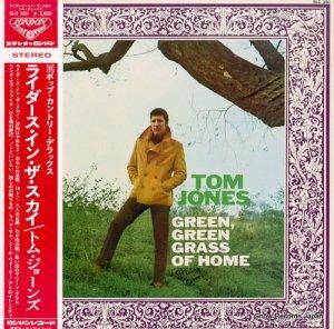 トム・ジョーンズ - ライダース・イン・ザ・スカイ - SLC350