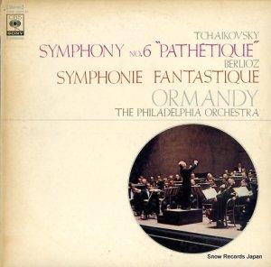 ユージン・オーマンディ - チャイコフスキー:交響曲第6番ロ短調「悲愴」 - SONW20059-60