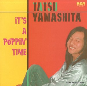 山下達郎 - it's a poppin' time - RVL-4701-2