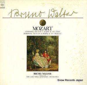 ブルーノ・ワルター - モーツァルト:交響曲第36番ハ長調k425「リンツ」 - 15AC1263