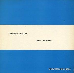CABARET VOLTAIRE - three mantras - RT038