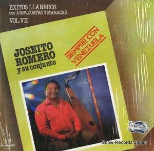 JOSEITO ROMERO - exitos llaneros vol.vii - DCM-1314