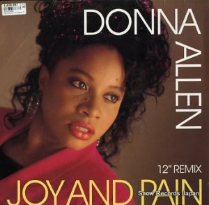 DONNA ALLEN - joy and pain - 12257