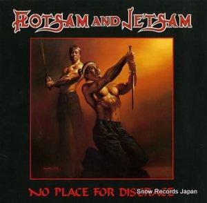 フロットサム・アンド・ジェットサム - no place for disgrace - RR95491