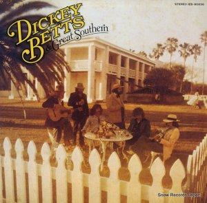 ディッキー・ベッツ&グレート・サザーン - dickey betts & great southern - IES-80836