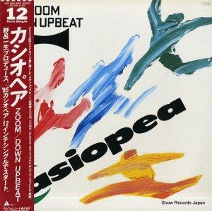 カシオペア - zoom/down upbeat - ALR-12002