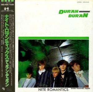 デュラン・デュラン - ナイト・ロマンティックス - EMS-41005