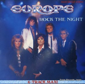 ヨーロッパ - rock the night - EPC6501716
