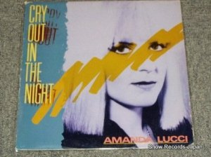 LUCCI, AMANDA - cry out in the night - ALI-13031