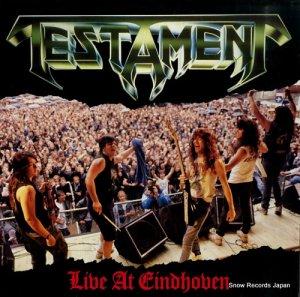 テスタメント - live at eindhoven - 780226-1