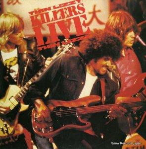 シン・リジィ - killers live - LIZZY812