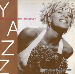 YAZZ - where has all the love gone - BLR8TA