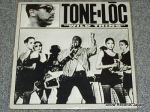 TONE-LOC - wild thing - DV1002